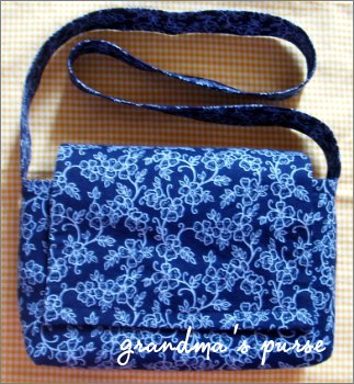 purse for my grandma's friend