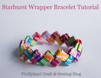 starburst wrapper bracelet tutorial!