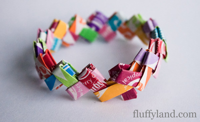 starburst wrapper bracelet tutorial